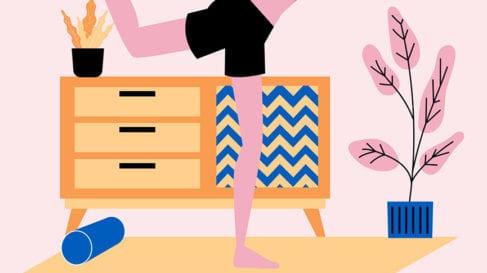Protect pelvic floor