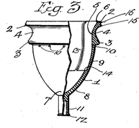 Leona Chalmers' Period Cup Patent