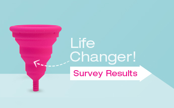 menstrual cup survey results