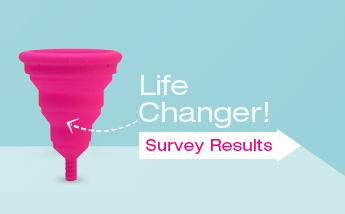 menstrual cup survey results