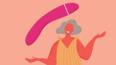 Vibrators and menopause