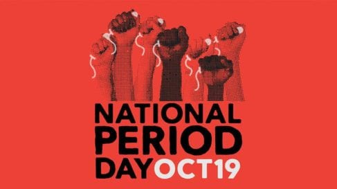 It's National period day