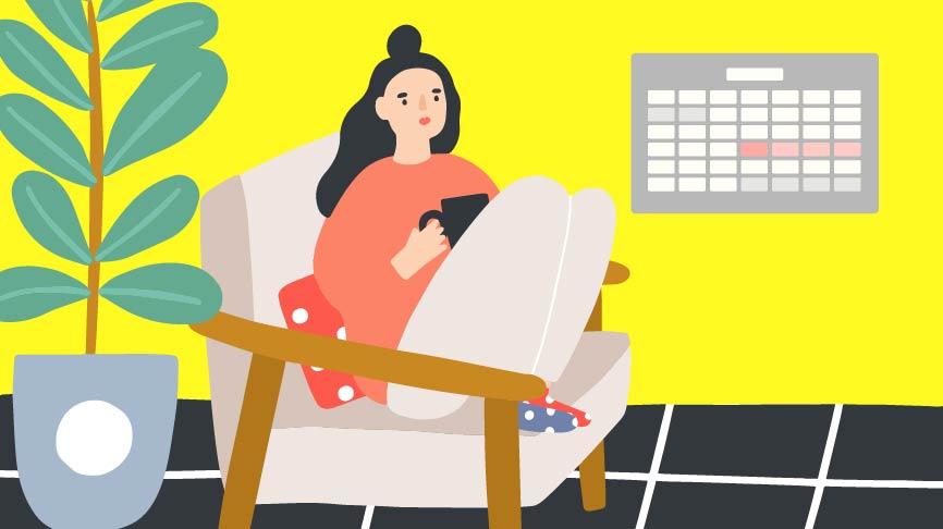 How Corona virus crisis affects menstruation