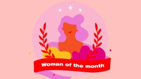 Woman of the month