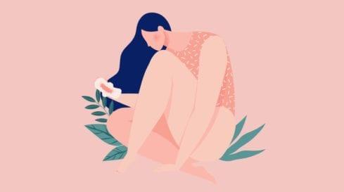 Retrograde menstruation