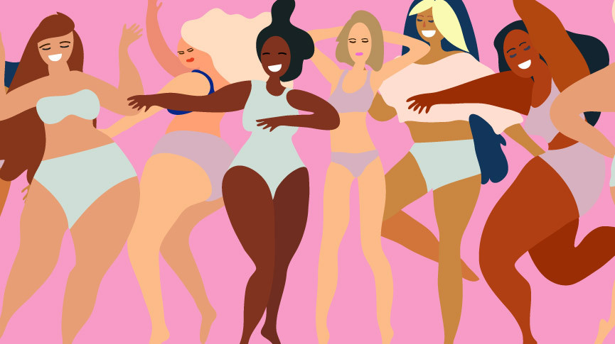 Redefining Body Positivity