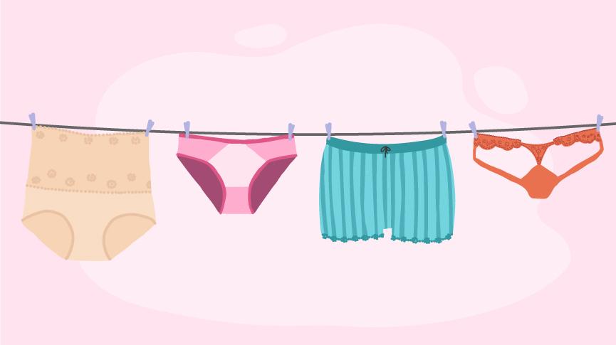 Woman underwear