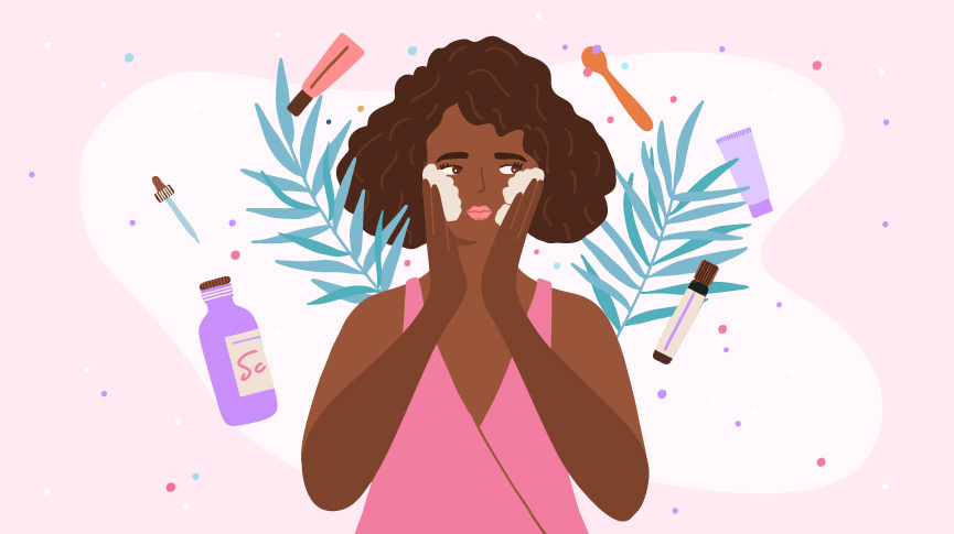 How Your Skincare Affects Your Health (and Hormones)?