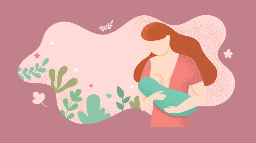 Breast feeding, implants