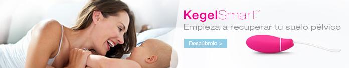 KegelSmart - Empieza a recuperar tu suelo pélvico