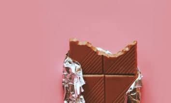 Chocolate dolor menstrual