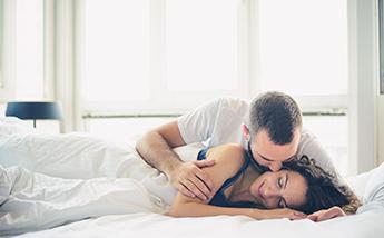 Pon en marcha los motores tras el parto: sexo