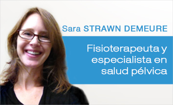 Sara Strawn Demeure - Comité de expertos de Intimina