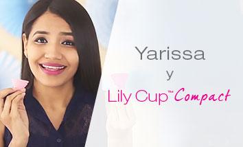 Novedades - Review de Lily Cup Compact por Yarissa