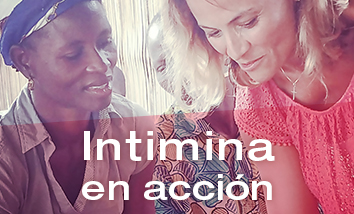 INTIMINA en acción - Día internacional de la mujer 2017
