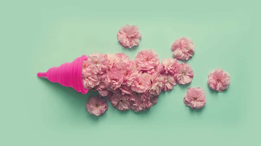 Como evitar fugas copa menstrual
