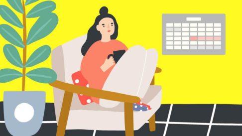 Los efectos del confinamiento en el ciclo menstrual