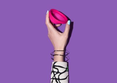 INTIMINA Ziggy cup - Menstrualna čašica za višestruku upotrebu