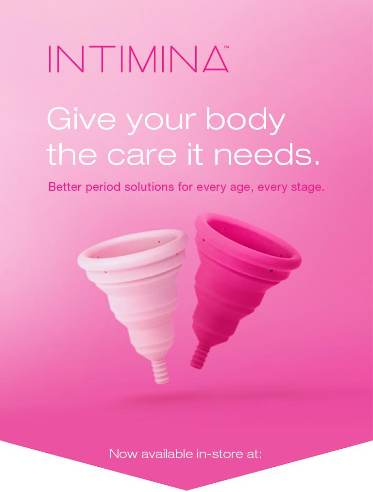 INTIMINA - Rješenje za intimno žensko zdravlje